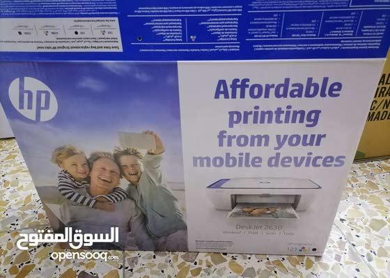طابعة منزليه  HP /wi-fi