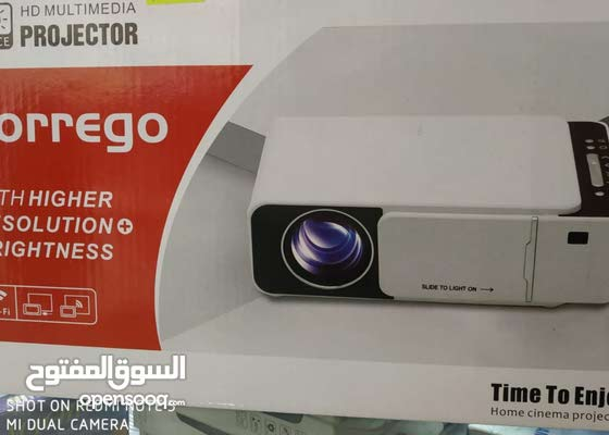 Wireless Projector