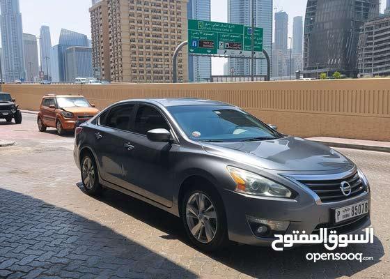 Nissan Altima SV 2015 GCC in Great Condition