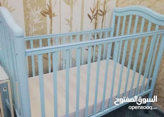 سريرين اطفال مع الماترس