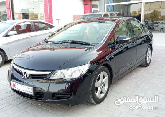 Honda Civic 2008 Mid Option