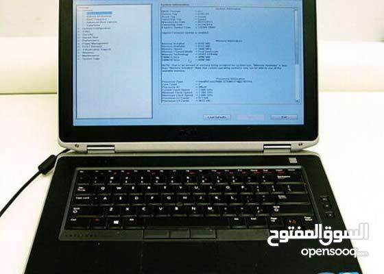 Dell Latitude E6430, Intel i5/2.5GHz with Nividia graphics