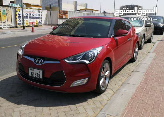 2015 Hyundai Veloster ina good condition