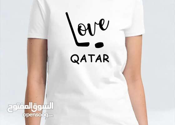 افضل تيشيرت في قطر صمم بنفسك