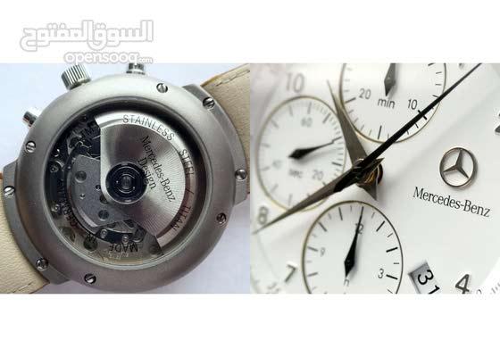 original watch mercedes benz  automatic chronograph  1150  $ aw 11 malion