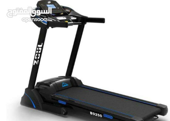 Brand New Heavy duty treadmill - (140 KG) Zoul Fitness B-9250