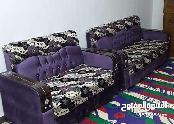 قنفات جديده لبيع عدد 5 350 وبي مجال العنوان حمدان قرب محطة الغاز