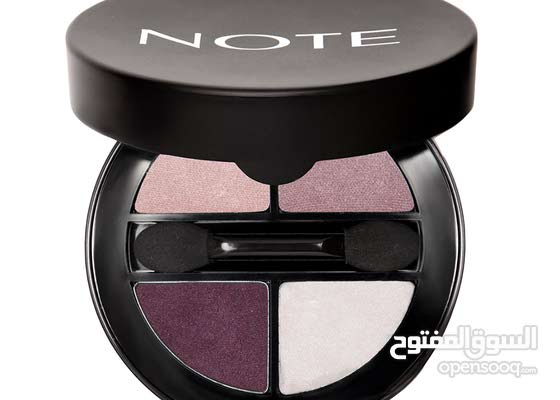 ( NOTE LUMINOUS SILK QUATTRO EYESHADOW ( 04