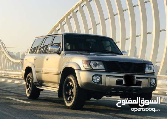 Nissan patrol 4500 1998 model Gcc