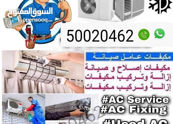 A/c servicing fixing repairing selling and buying spirit window