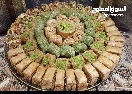 شيف حلويات شرقي يبحث عن عمل يفضل ان يكون في الرياض  براتب جيد  خبرة 15_10 سنوات
