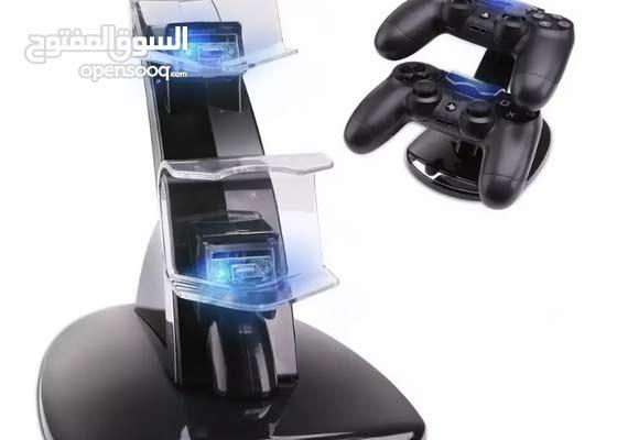 شاحن PS4 جديد لم يستعمل