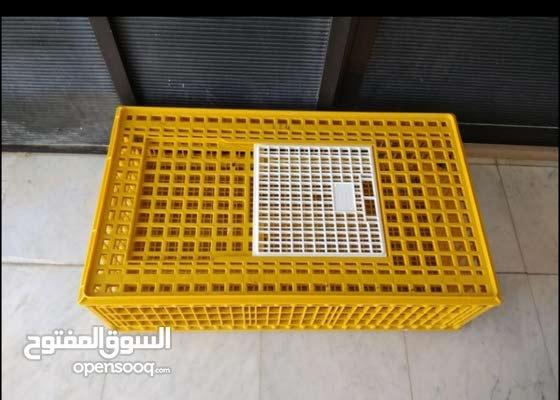 Hens/ Pigeons Transport Cage