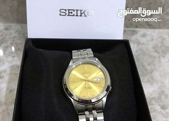 SEIKO 5 brand new