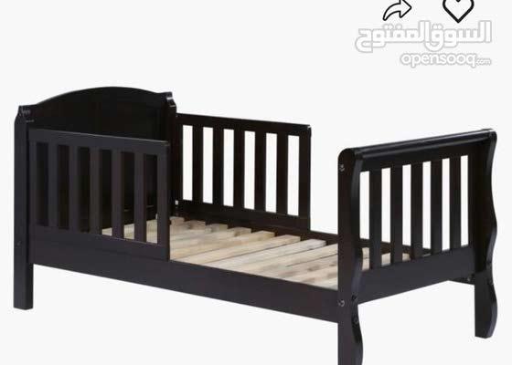 سرير أطفال من هوم سنتر - من عام الى 7 أعوام