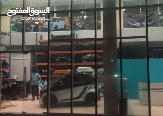 شركة سعد الموسوي لتجارة قطع غيار السيارات ميني كوبر وصول قطع سمارت 2017  فياة