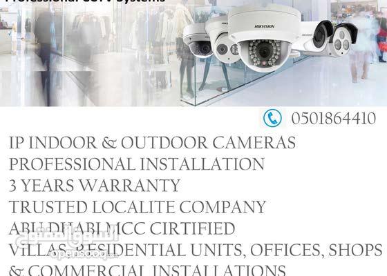 PROFESSIONAL CCTV , WiFi, PA System's & Intercom