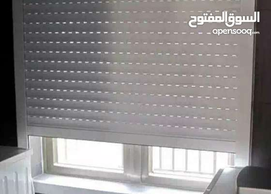 فني شتر ابواب وشبابيك لجميع الصيانات الشتر وتركيب
