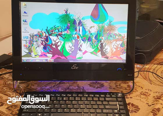 Asus Desktop used