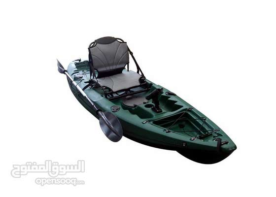 Paddle fishing kayak for sale - كاياك الصيد للبيع