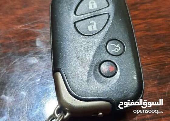 » مفتاح لكزس LS460