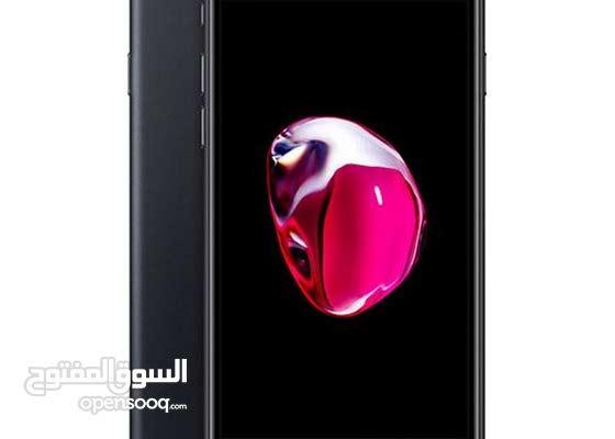 للبيع ايفون 7 جديد تحت ضمان مستخدم 6 اشهر نضيف100/100 ماعليه كلام
