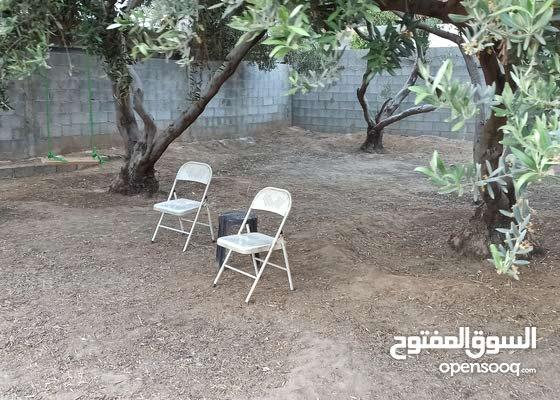 ارض للبيع 329م السودانية شارع خالد جمعة سعر المتر (260) دينار