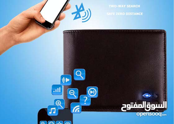 RETRO SOFT LEATHER CHARGE SMART WALLET,