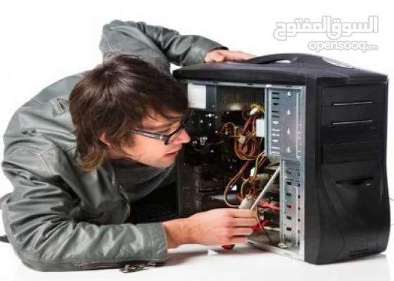 مطلوب فني صيانة حاسب آلي للعمل في سلطنة عمان