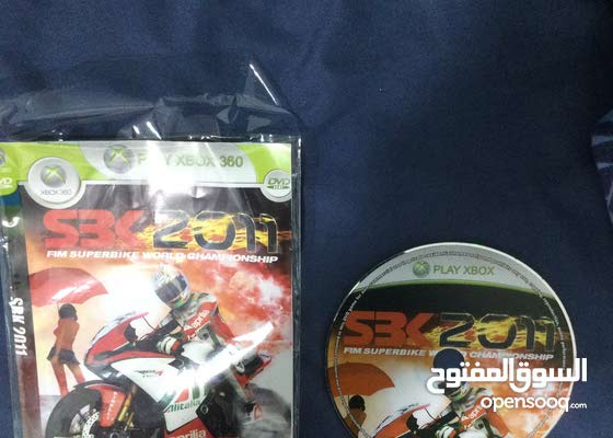 Xbox 360 motorcycle game