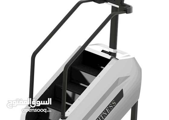 Stair Climber Gym Machine Step Mill Gym Equipment