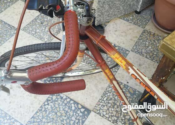 دراجه هوائيه صناعة يابانيه بحال الوكاله وضع بلادها