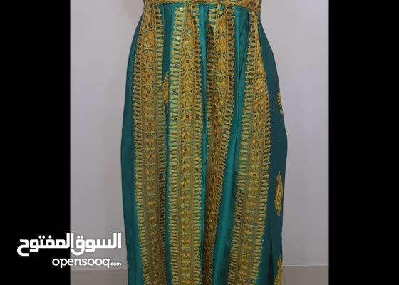Elegant Arabic Nashal Dress For Weddings and Parties