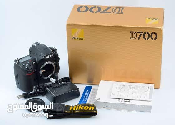 Excellent Condition Nikon D700 DSLR Body only