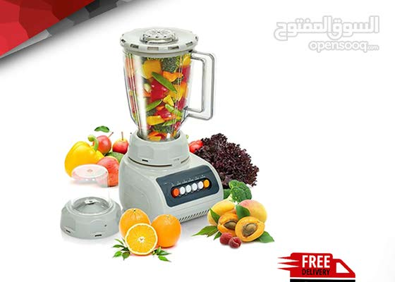 2 in 1 Blender 1500 ml 300 W / 149.000 L.L Only ! Free Delivery