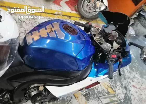 suzuki 1000 gsx full servise blue and white