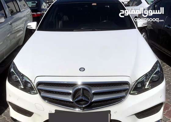 MERCEDES BENZ E300 AMG 2016 GCC