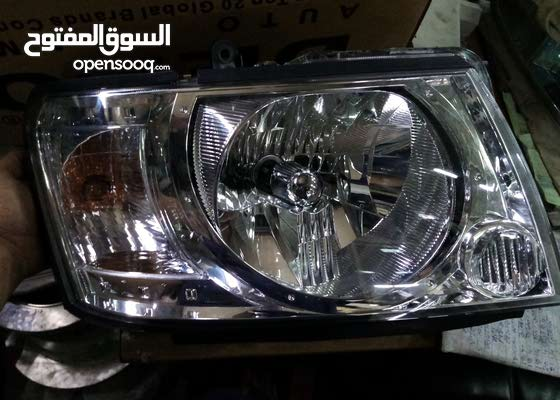 Nissan patrol super safari 2 xenon headlight laser