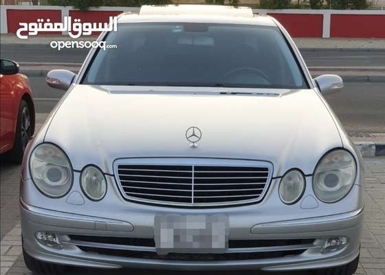 Mercedes E500 2002 for sale