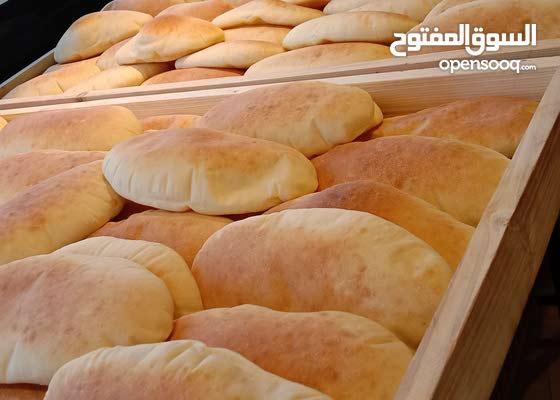 شيف خباز جميع انواع الخبز العربي