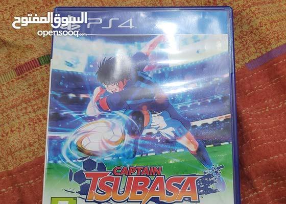 للبيع لعبة كابتن ماجد captain tsubasa game ps4