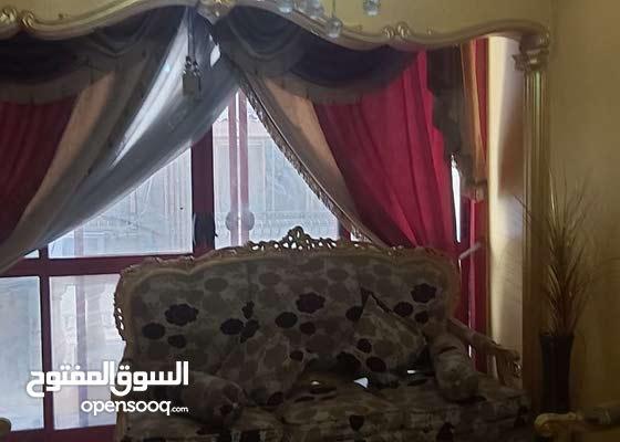 شقة مفروشه للايجار بكورنيش المعادي