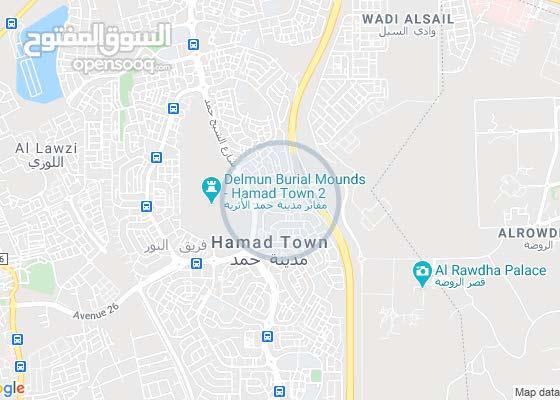 فيلا للإيجار مدينة حمد دوار19