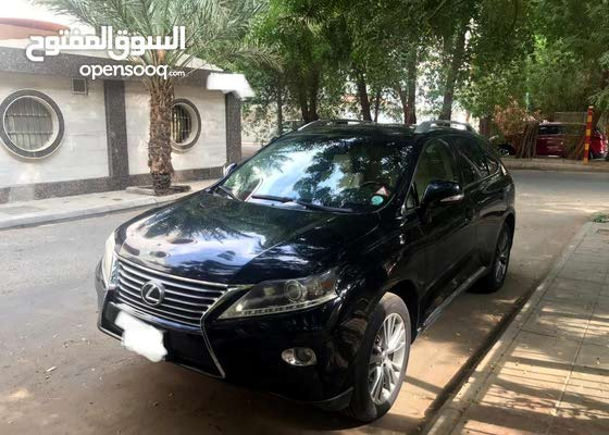 Lexus RX 350-2013 clean car
