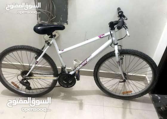 دراجة هوائية نظيفة