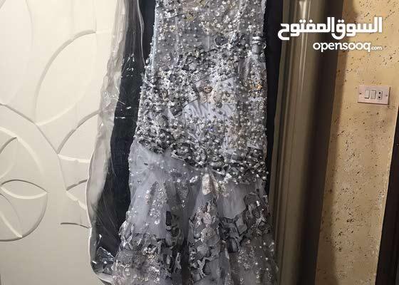 فستان سهره مميز وتفصال