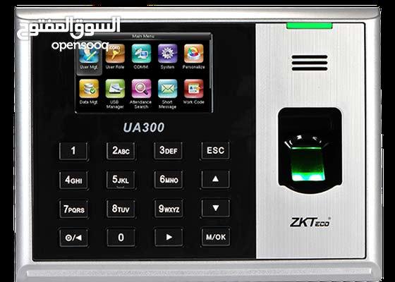 جهاز البصمة للشركات والمؤسسات حضور و انصراف ZKTECO UA300