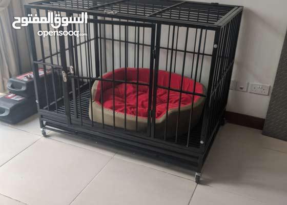 قفص للكلاب / Dog cage