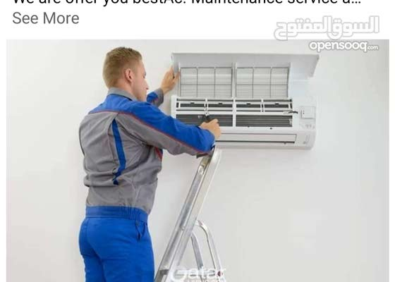 A/c servicing and maintenance