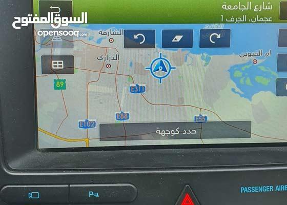 Middle East Maps and radio for USA Ford & Lincoln برمجة فورد و لينكولن